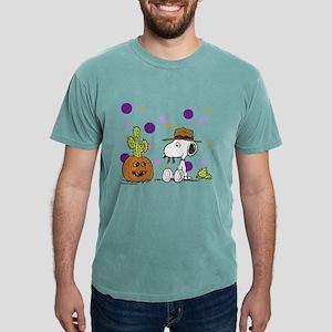 Spike pumpkin cactus2 Mens Comfort Colors Shirt