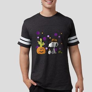 Spike pumpkin cactus2 Mens Football Shirt