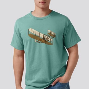 wrightflyer Mens Comfort Colors Shirt