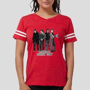 American Horror Story Evan P Womens Football Shirt