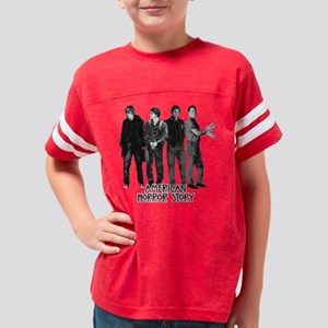 American Horror Story Evan Pe Youth Football Shirt