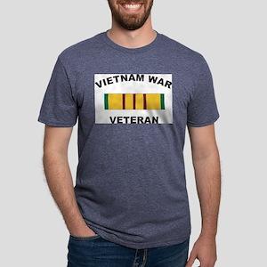 vet-viet2 Mens Tri-blend T-Shirt