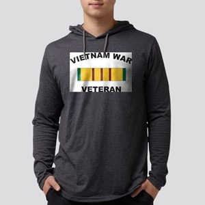 vet-viet2 Mens Hooded Shirt