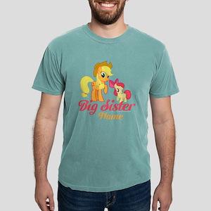 MLP Big Sister Personali Mens Comfort Colors Shirt