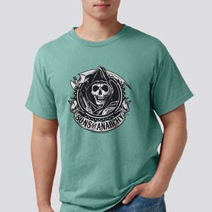 Sons of Anarchy Light Mens Comfort Colors Shirt