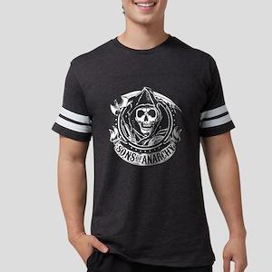 Sons of Anarchy Light Mens Football Shirt