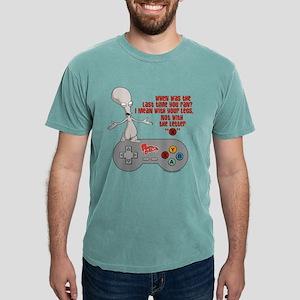 American Dad Letter X Li Mens Comfort Colors Shirt