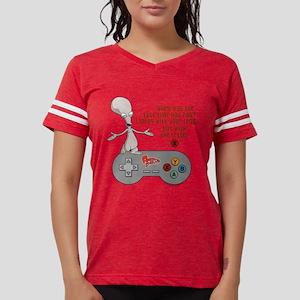 American Dad Letter X Light Womens Football Shirt