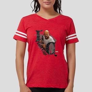 Luke Cage Initials Womens Football Shirt