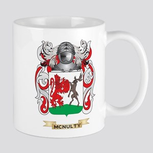 McNulty Coat of Arms - Family Crest Mug
