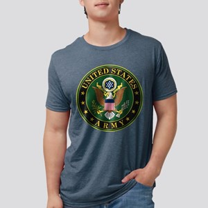 U.S. Army Symbol Mens Tri-blend T-Shirt