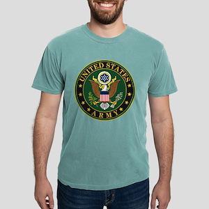 U.S. Army Symbol Mens Comfort Colors Shirt