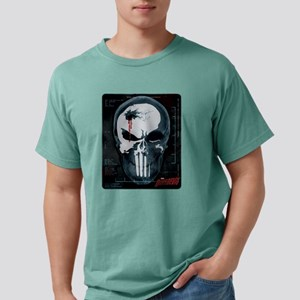 Punisher Skull X-Ray Mens Comfort Colors Shirt