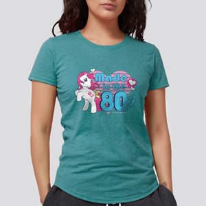 MLP Retro Made in the 80' Womens Tri-blend T-Shirt