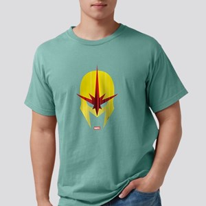 Nova Helmet Mens Comfort Colors Shirt