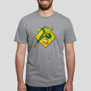 Loki Diamond Mens Tri-blend T-Shirt