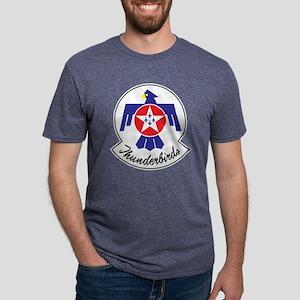 U.S. Air Force Thunderbirds Mens Tri-blend T-Shirt