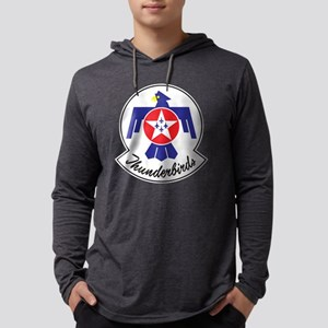 U.S. Air Force Thunderbirds Mens Hooded Shirt