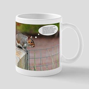 Moaning Squirel Mug