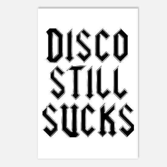 Disco Still Sucks Postcards (Package of 8)