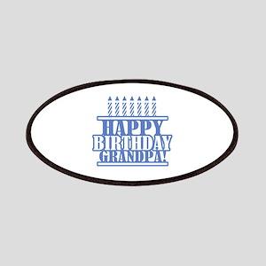 Happy Birthday Grandpa Patches