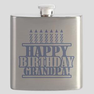 Happy Birthday Grandpa Flask