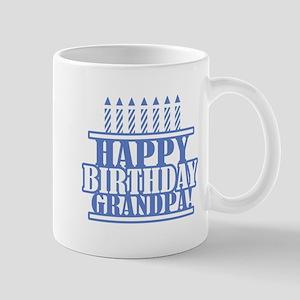 Happy Birthday Grandpa Mug