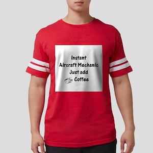 aircraft mechanic Mens Football Shirt