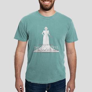 AHS Hotel The Countess L Mens Comfort Colors Shirt