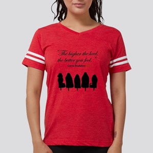 SATC: High Heels Womens Football Shirt