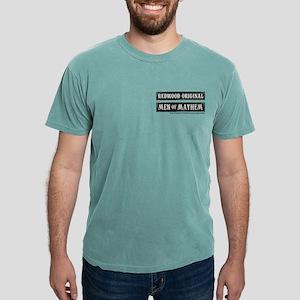 SOA Men of Mayhem Patch Mens Comfort Colors Shirt