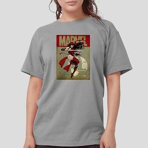 Elektra Marvel Vintage Womens Comfort Colors Shirt