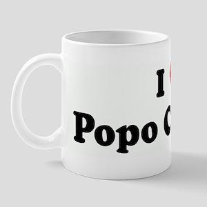 I Love Popo Ce Jour Mug