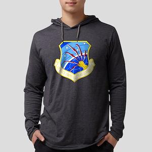 Communications-Command_t Mens Hooded Shirt