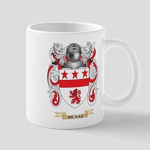 McRae Coat of Arms - Family Crest Mug
