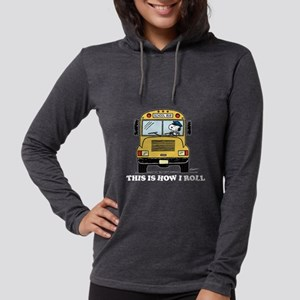 Snoopy - This Is How I Roll Womens Hooded Shirt