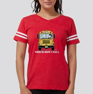 Snoopy - This Is How I Roll Womens Football Shirt