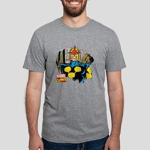 Nova Comic Mens Tri-blend T-Shirt