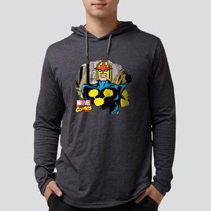 Nova Comic Mens Hooded Shirt