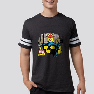 Nova Comic Mens Football Shirt