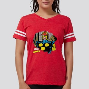 Nova Comic Womens Football Shirt