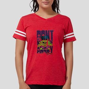 Chibi Angry Hulk Womens Football Shirt
