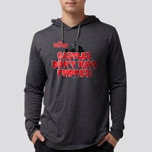 Rocky Horror Castles Dark Mens Hooded Shirt
