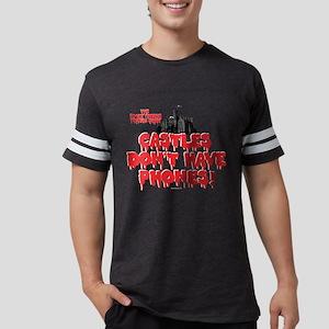 Rocky Horror Castles Dark Mens Football Shirt