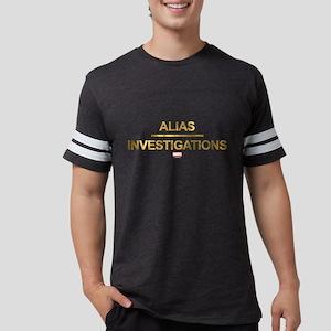 Jessica Jones Alias Investigat Mens Football Shirt