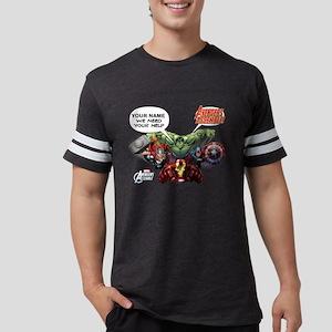 Avengers We Need Your Help Mens Football Shirt