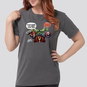 Avengers We Need Your  Womens Comfort Colors Shirt