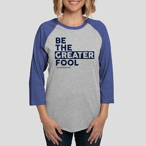 The Newsroom: Be The Greater F Womens Baseball Tee