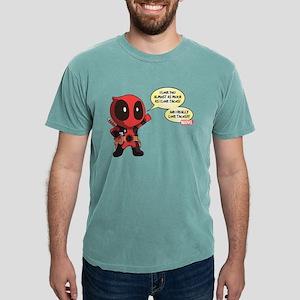 Deadpool Love Tacos Mens Comfort Colors Shirt