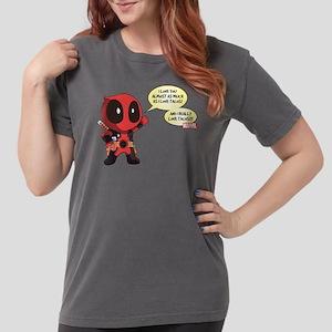 Deadpool Love Tacos Womens Comfort Colors Shirt